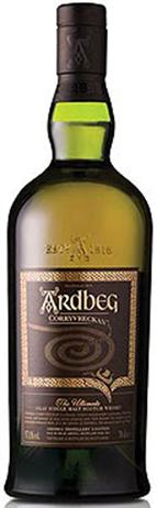 Ardbeg Scotch Correyvecken Single Malt